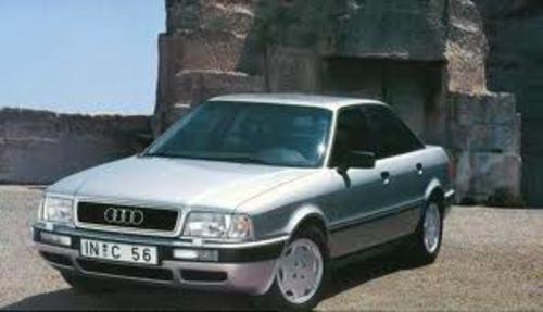 Product picture Audi 80 B4 Service Repair Manual 1991